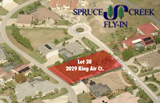 2029 King Air, Taxiway Lot in Glen Eagles at Spruce Creek