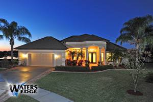 1701 Frogs Leap, Waterfront Pool Home in Covendale at Waters Edge, Port Orange