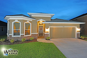 1805 Creekwater Blvd., Lakefront Home with Pool in Waters Edge, Port Orange
