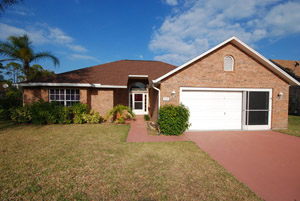 181 Aleatha Drive, Bank-Owned REO in Woodcliff Estates, Daytona Beach