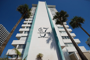 2800 N. Atlantic #511, REO Oceanfront Condo at the Daytona Beach Towers