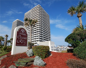 2900 N. Atlantic #1704, REO Oceanfront Condo at the Ocean Ritz at Daytona Beach