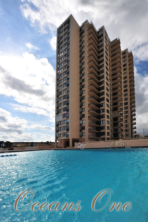 3051 S. Atlantic, unit 1103 - Oceanfront Condo in Daytona Beach Shores' Oceans One