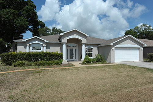414 Central Mariners Drive, BANK-OWNED Home in Mariner's Gate, Edgewater, FL