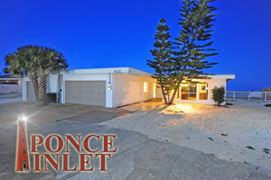 4337 S. Atlantic Ave. - Oceanfront Beach House in Ponce Inlet, FL