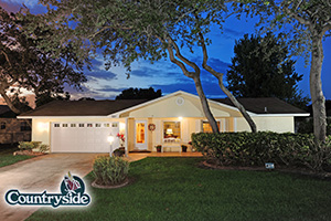 707 East Pine Forest Trail, Renovated Lakefront Home in Countryside, Port Orange
