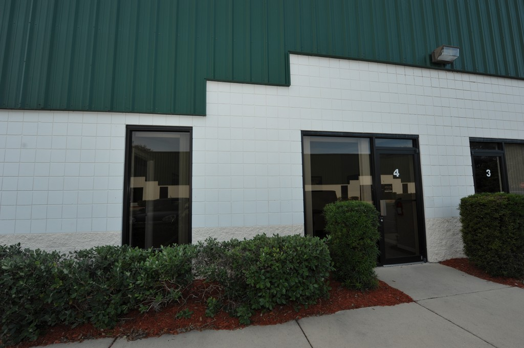 794 Sanders Road, Unit 4, Warehouse and Offices, Port Orange