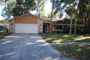 965 Sandle Wood Terrace, Foreclosure in Deep Forest, Port Orange