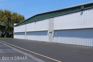 127 Aces Alley, Commercial Hangar