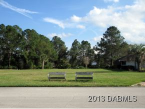 14 Lindy Loop, Taxiway Lot in Spruce Creek