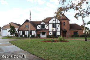 1796 Mitchell Court, Hangar Home in Spruce Creek