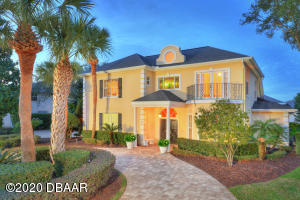 1807 Roscoe Turner Trail, Spruce Creek Hangar Home