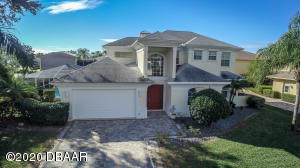 1810 Roscoe Turner Trail, Hangar Home in Spruce Creek