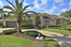 1822 Roscoe Turner Trail, Hangar Home in Spruce Creek