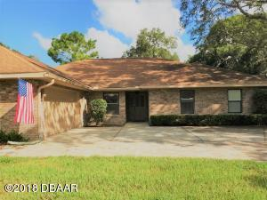 1823 Spruce Creek Blvd., Riverfront Nature Home in Spruce Creek Fly-In