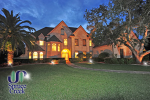 3193 Steamboat Ridge Trail, Waterfront home in Spruce Creek Fly-In