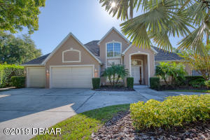 1854 Seclusion Drive, Taxiway Home in Spruce Creek