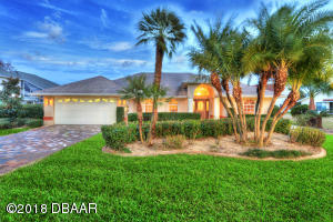 1858 Seclusion Drive, Hangar Home in Spruce Creek