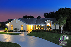1918 Bay Lake | Professionally Renovated Luxury Nature Home in Spruce Creek Fly-In