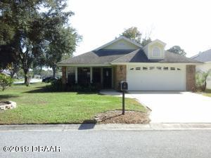 2003 Beaver Creek, Golf Course Home in Turtle Pointe section of Spruce Creek