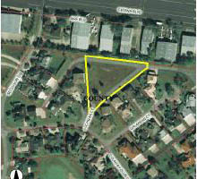 2012 Cochran Court, Taxiway Lot