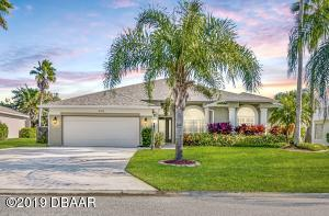 2108 Springwater Lane, Nature Home with Pool in Spruce Creek