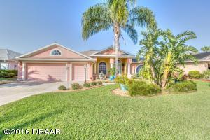 2133 Springwater Lane, Waterfront Pool home in Spruce Creek