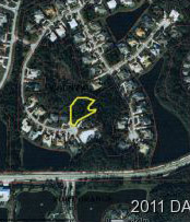 2760 Autumn Leaves Drive, Nature Lot in Spruce Creek