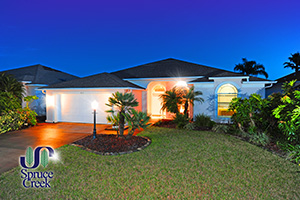 3112 Waterway Place, Renovated Waterfront home in Spruce Creek