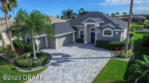 3132 Waterway Place, Waterfront Pool home in Spruce Creek