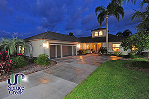 3152 Doral Drive, Fully Renovated Home in Wedgewood, at Spruce Creek Fly-In