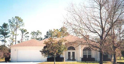 3302 Oak Vista, Golf Course Home
