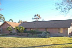 50 Lazy Eight Drive, Hangar Home in Spruce Creek